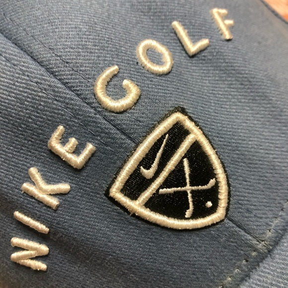 Nike Other - Embroidered Nike Golf Hat